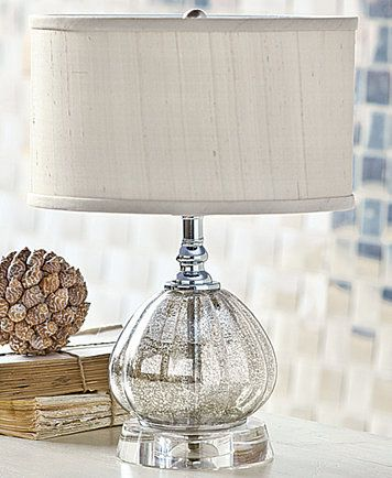 Macys Table Lamps Mesmerizing Regina Andrew Design Mercury Glass Clove Table Lamp Macys