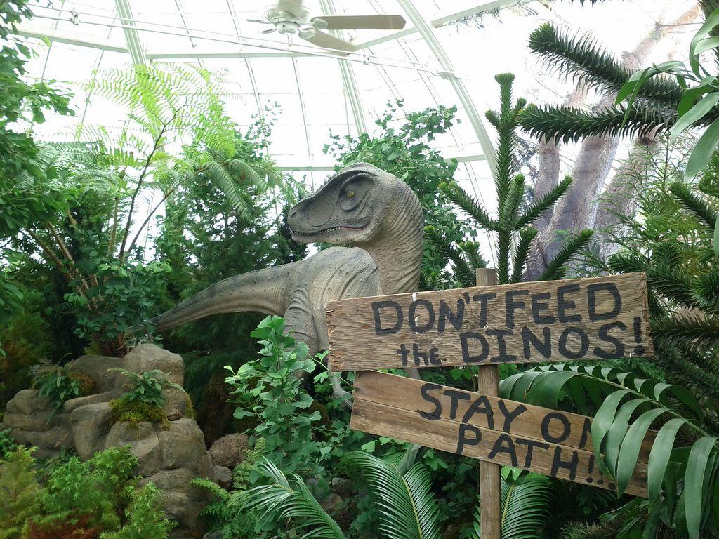Dinosaur Garden Theme Creating A Prehistoric Garden For