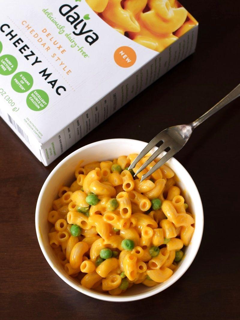Daiya Cheezy Mac Reviews Info Dairy Free 5 Flavors Dairy Free Food Daiya Mac And Cheese
