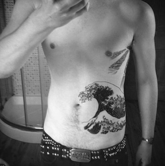 Photo of 60 Japanese Wave Tattoo Designs For Men – Oceanic Ink Ideas