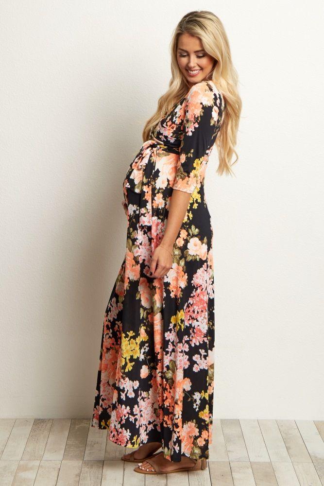 Game girl maternity fashion dress