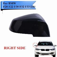 28 Off Right Side Mirror Cover Cap For Bmw F20 F22 F30 F32 F33 E84 320 328 330 340 420 435 X1 Rearview Mirror Case Side Mirror Rear View Mirror Rear View