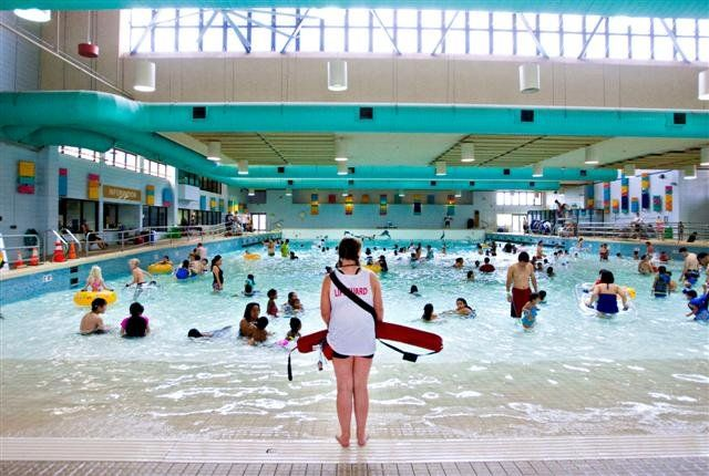 These 11 Public Pools Are The Perfect Place To Cool Down In Arizona This Summer Indoor Waterpark Water Park Indoor Swimming