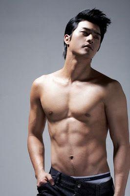 Pinoy hunk model