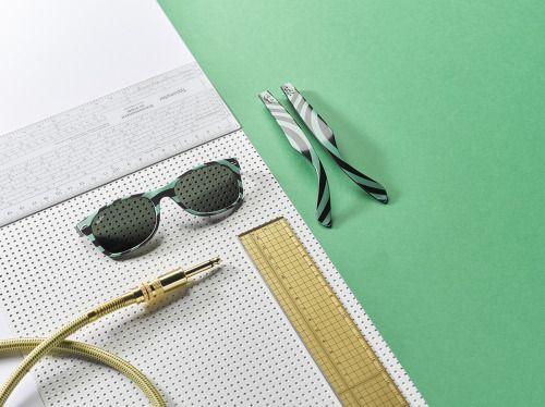 Mix, match and #Remix your Ray-Ban eyewear @ http://neverhi.de/urwm