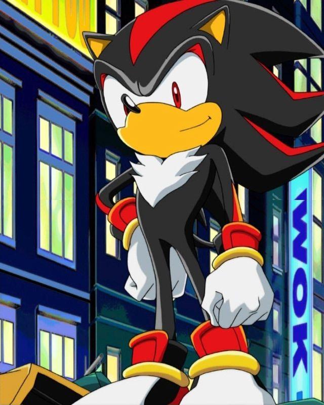 Shadow The Hedgehog Sonic X Shadow The Hedgehog Sonic Hedgehog