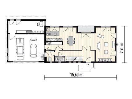 Haacke bauhaus ikone grundriss for Bauhaus einfamilienhaus grundriss