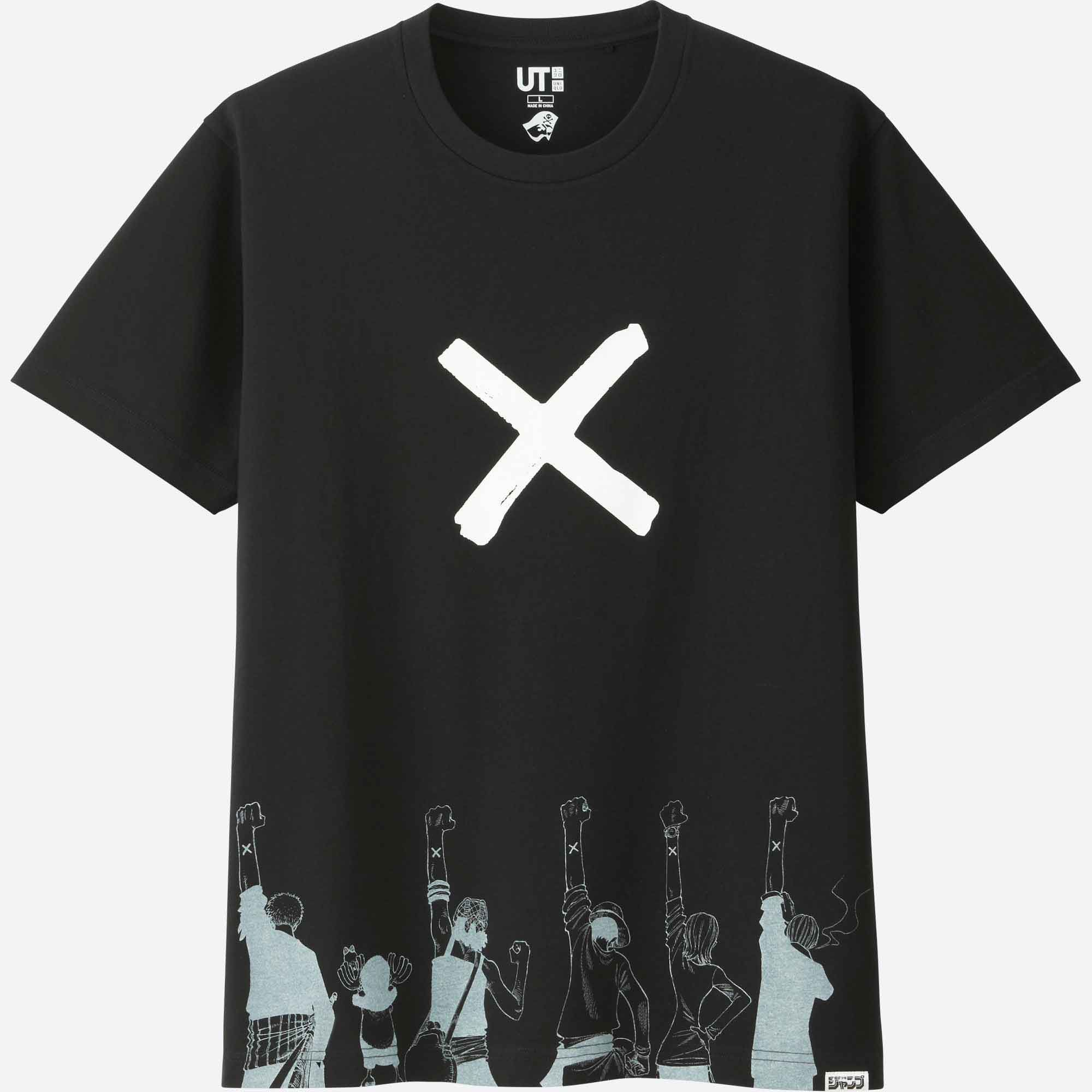 The Uniqlo Ut Graphic Tee Collection Uniqlo Us Uniqlo Us Uniqlo Printed Tees For Men Anime Shirt