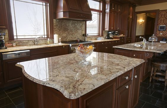 Kitchen Counter And Backsplash Pictures