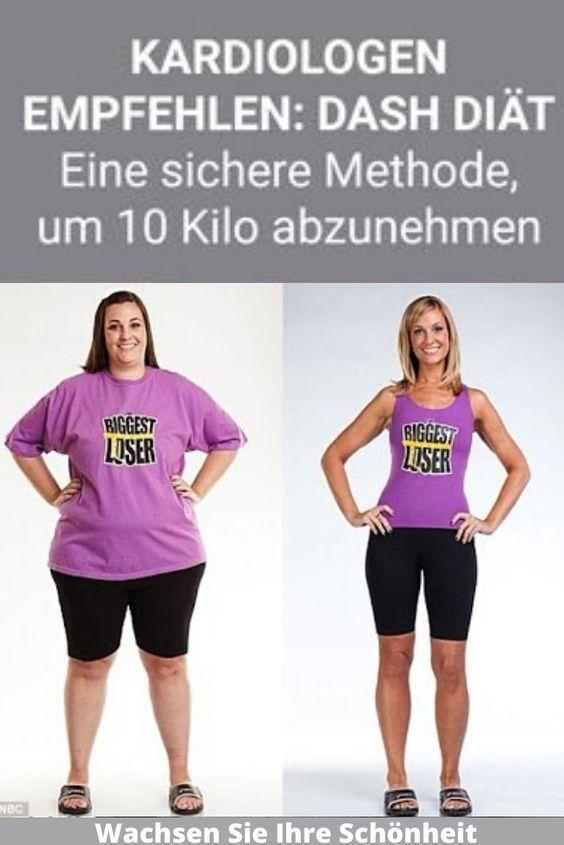 Kardiologe Diät, um 10 Kilo in einer Woche zu verlieren