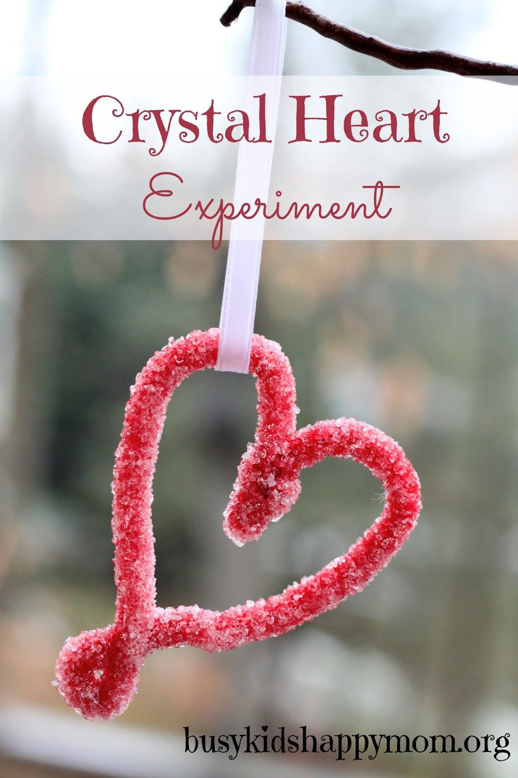 Diy Heart Crystals