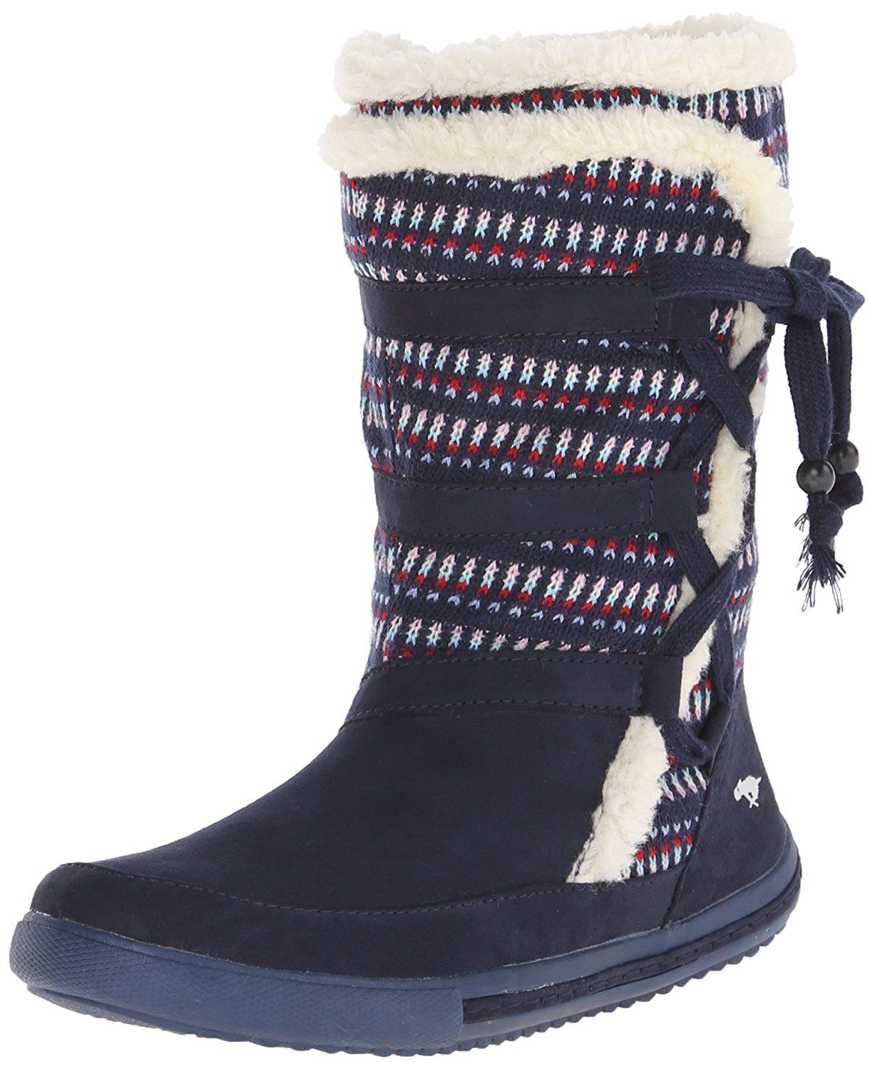 Womens Boots Rocket Dog Palmetto Grey Ice Queen
