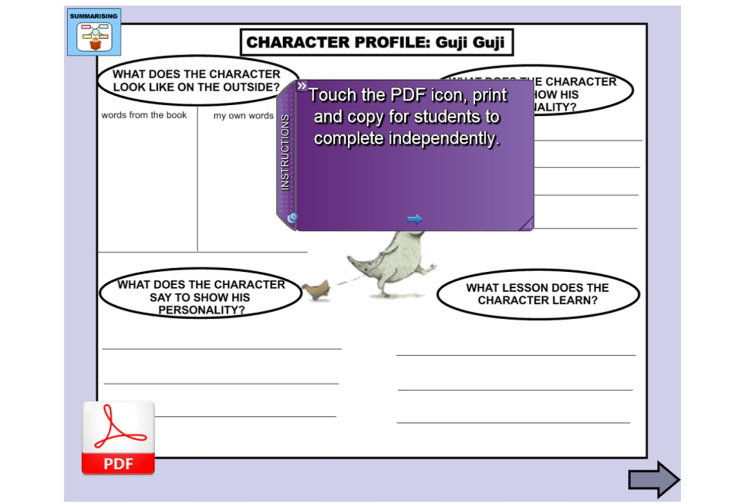 Pin By Susan Burke Interactive Lessons Design On Literature Stu S Rich Texts