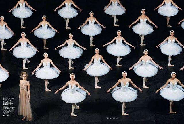 bailarinas.