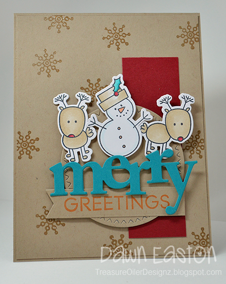 Merry Greetings By Treasureoiler Cards And Paper Crafts At