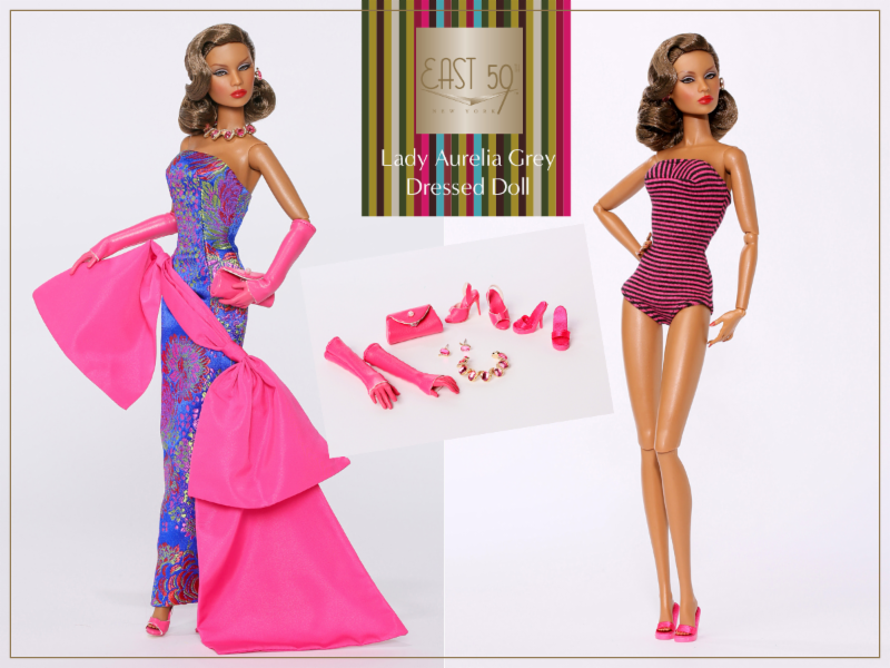 Fashion Royalty - 2009 Collection - Integrity Toys