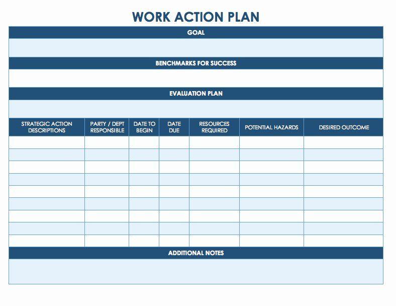 Internship Work Plan Template Unique Free Action Plan Templates Smartsheet Action Plan Template Business Plan Template Free Action Plan