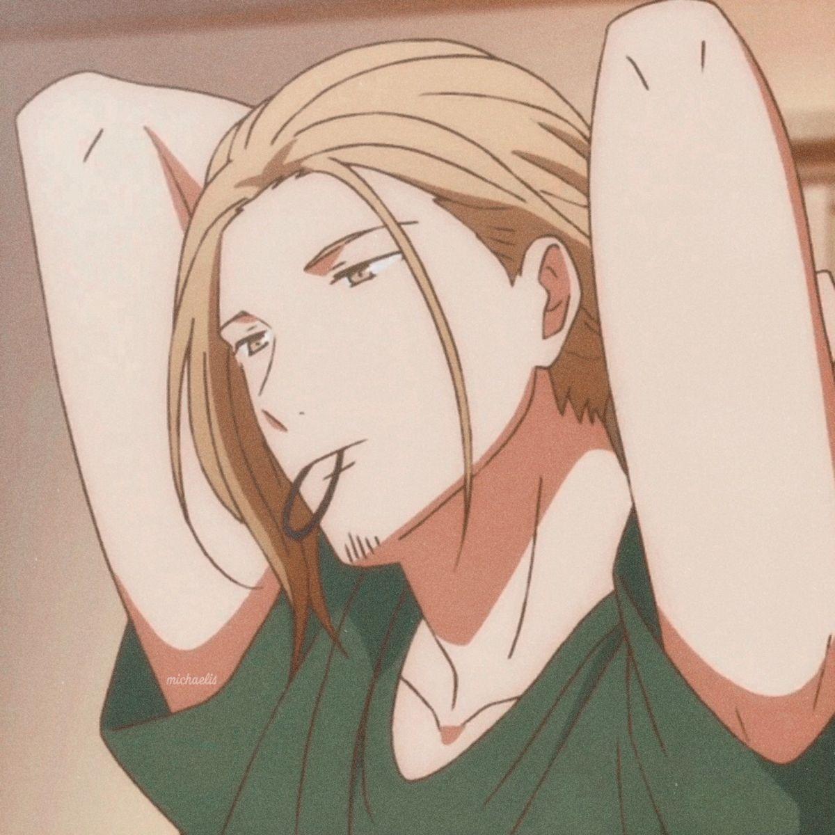 H A R U K I Anime Boyfriend Anime Love Anime Baby