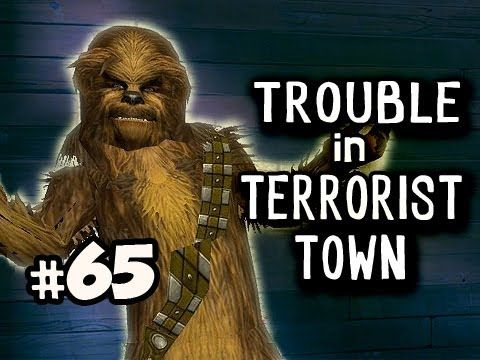EATING ALEKS CANNIBALISM  - Trouble In Terrorist Town w/Nova, Kevin & Im...