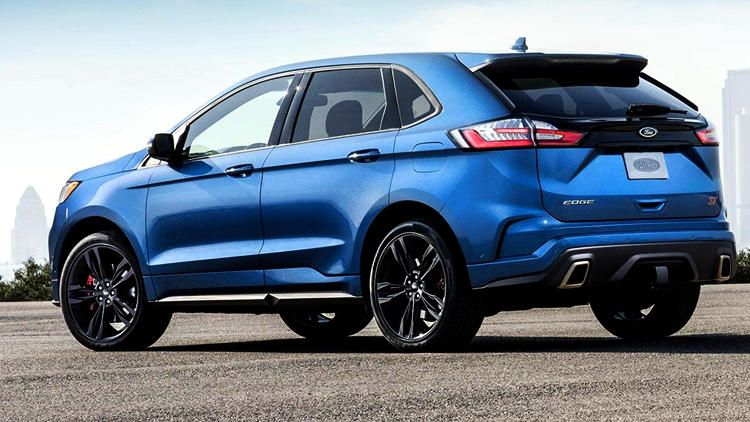2019 Ford Edge Edge St Vs Competition With Images Ford Edge