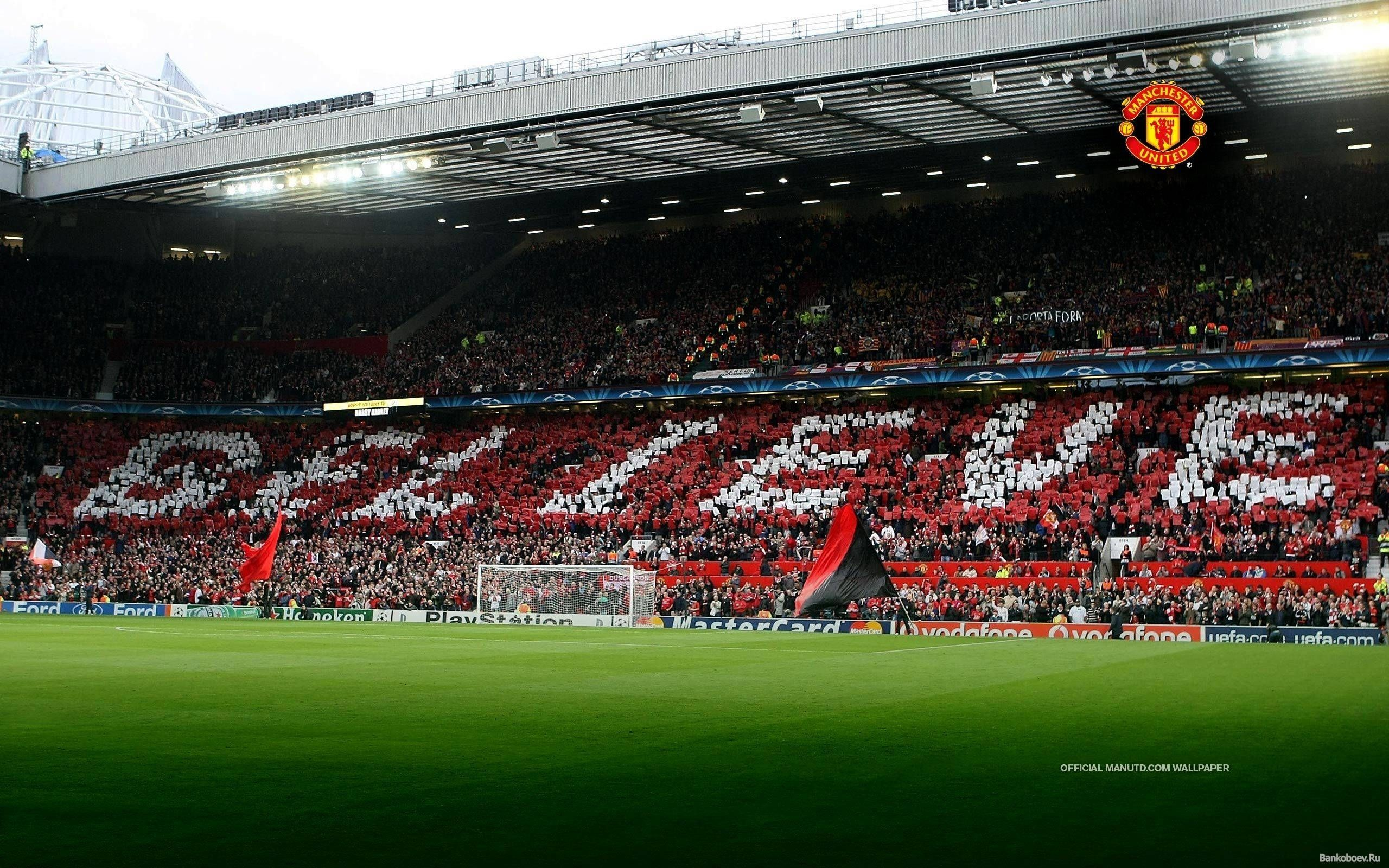 10 Most Popular Old Trafford Wallpaper Hd Full Hd 1080p For Pc Background Manchester United Wallpaper Manchester United Fans Manchester United