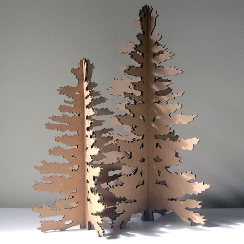 ArbolNavidadCarton06jpg 787787 Holiday Decor Pinterest