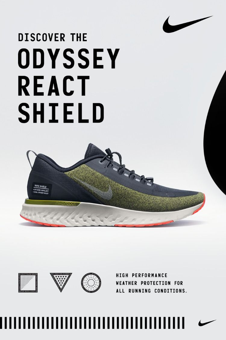 reputable site f4a2d c24d0 Nike s Run Utility line lets you layer for whatever, however you want. Tap  the Pin to learn more and to shop the styles.