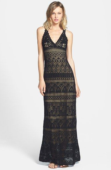 Nordstrom long black dresses