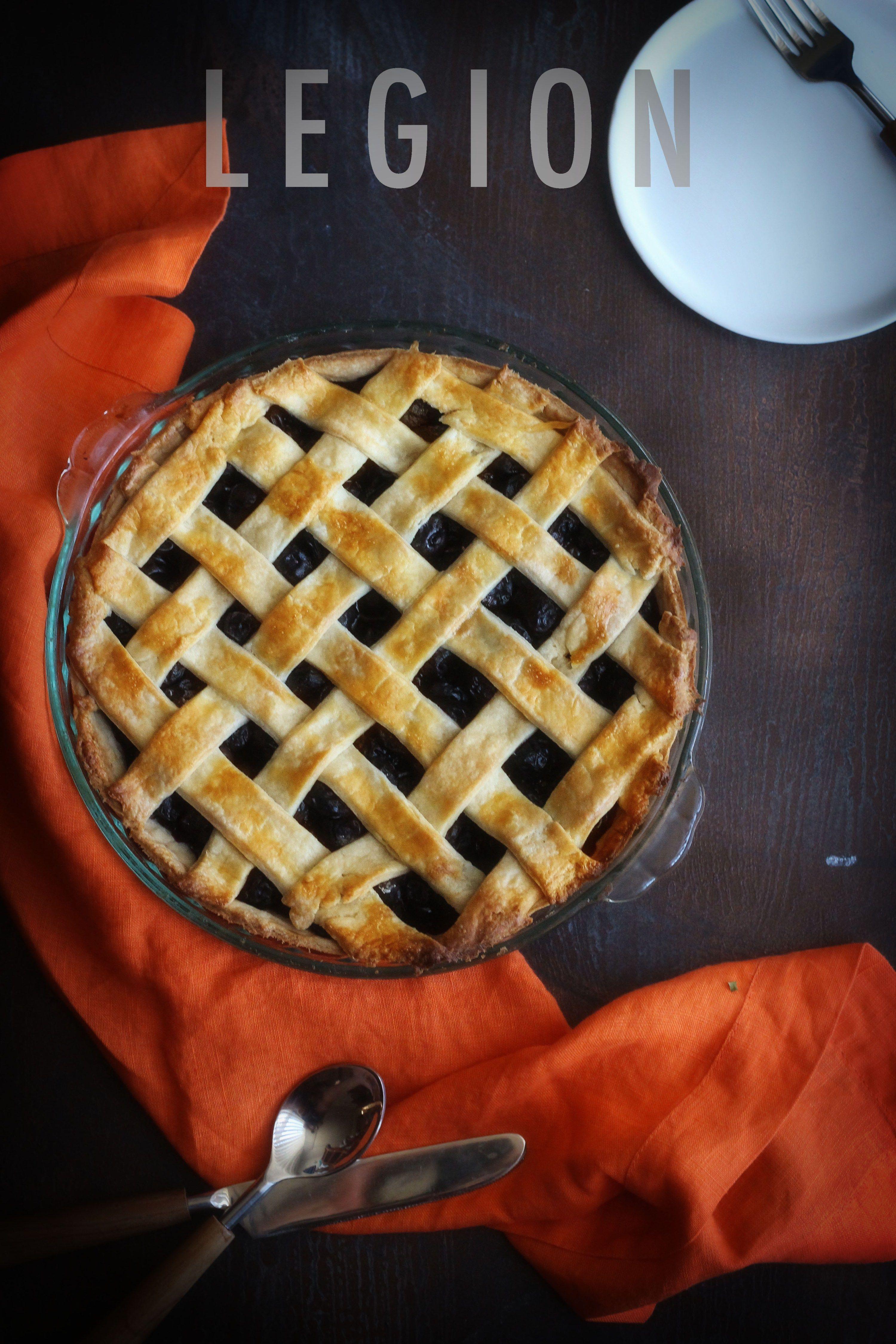Marvels legion cherry pie recipe fandominspired food food marvels legion cherry pie recipe forumfinder Images