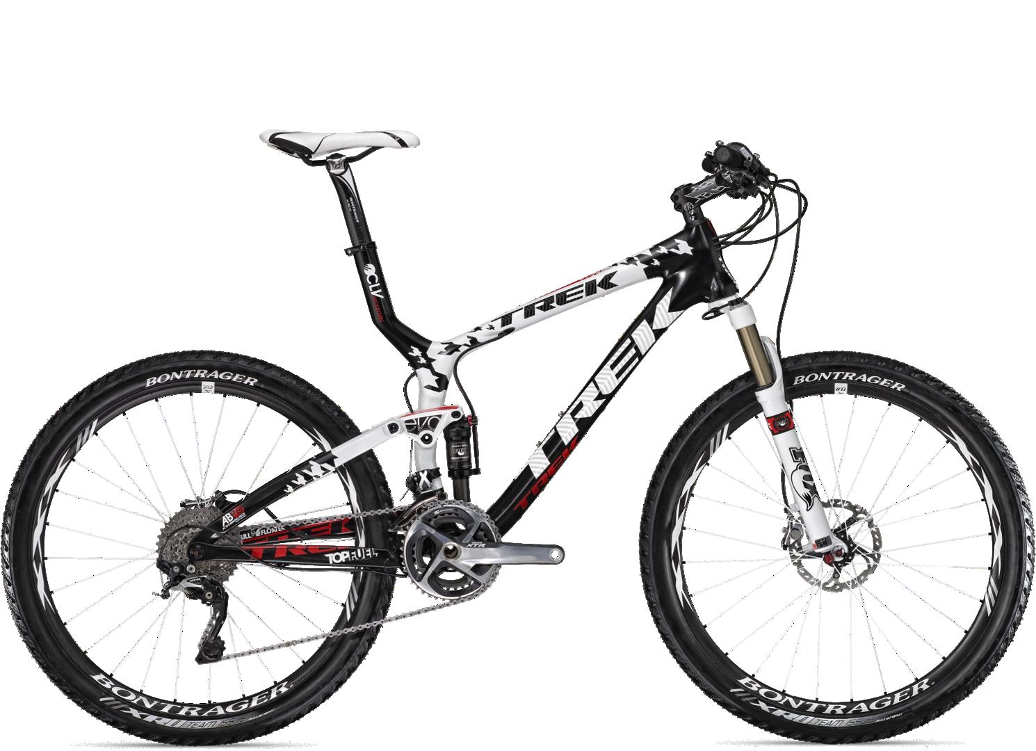 An Amazing Downhill Bike Trek Top Fuel 9 9 Ssl