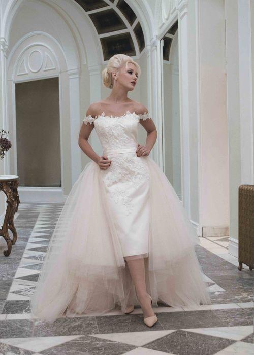 Vestidos de novia al estilo 50′s | Bodas | Pinterest | Estilo 50 ...