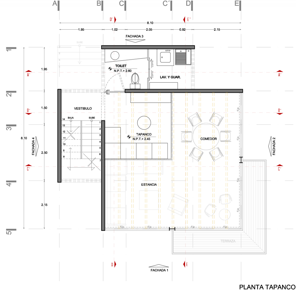 Villa Sierra Apartments: Gallery Of Chipicas Town Houses / Alejandro Sanchez Garcia