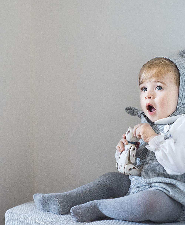 Pinocho Espiga Gris - Clotina Moda Infantil  6baa0789b5a