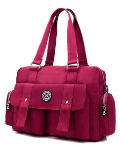 674e1668b3 Famous Brand Women Bag Brand 2017 Fashion Women Messenger Bags Handbags PU  Leather Female Bag 4 piece Set XP659 – Clotheship