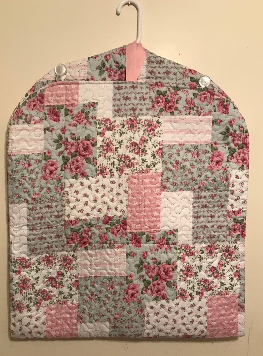 The Perfect Place For Bag By Cparkercreations Quilted Garment