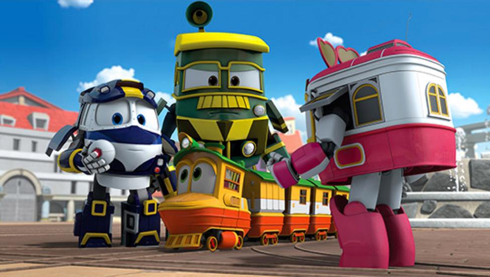 Robot Trains скачать торрент - фото 5