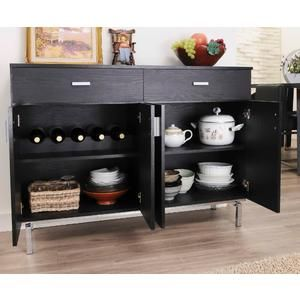 Narcissus Black Finish Dining Buffet