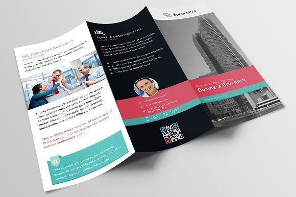 Multi Purpose TriFold Brochure Tri Fold Brochure Tri Fold And - Online brochure template