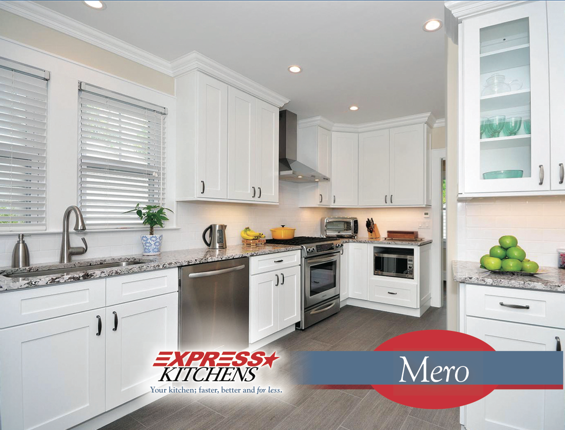 Introducing \'Mero\' to Express Kitchens Star brand of kitchen ...
