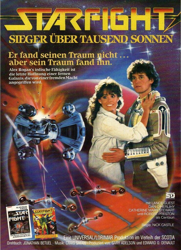 The Last Starfighter Deutsch