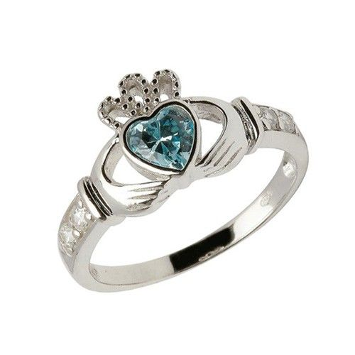 a7cca2cc6c5d4 Pin by Claddagh Jewellers Galway on Sterling Silver Claddagh ...