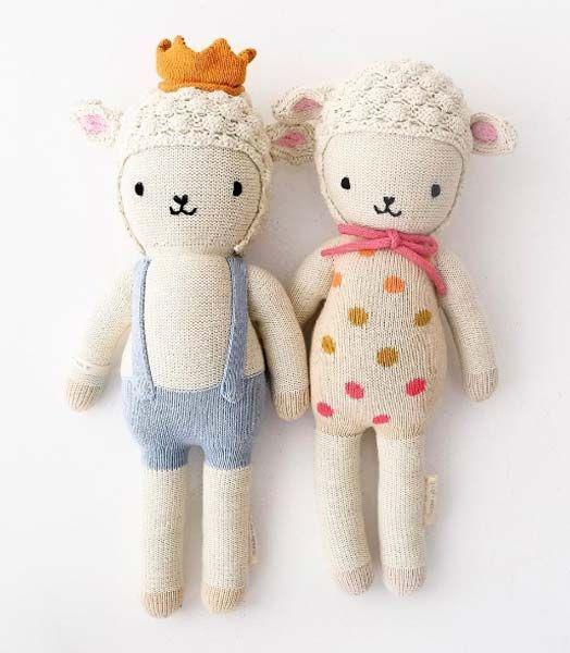 Os bonecos solidários da Cuddle+Kind (Just Lia)   costuras ...