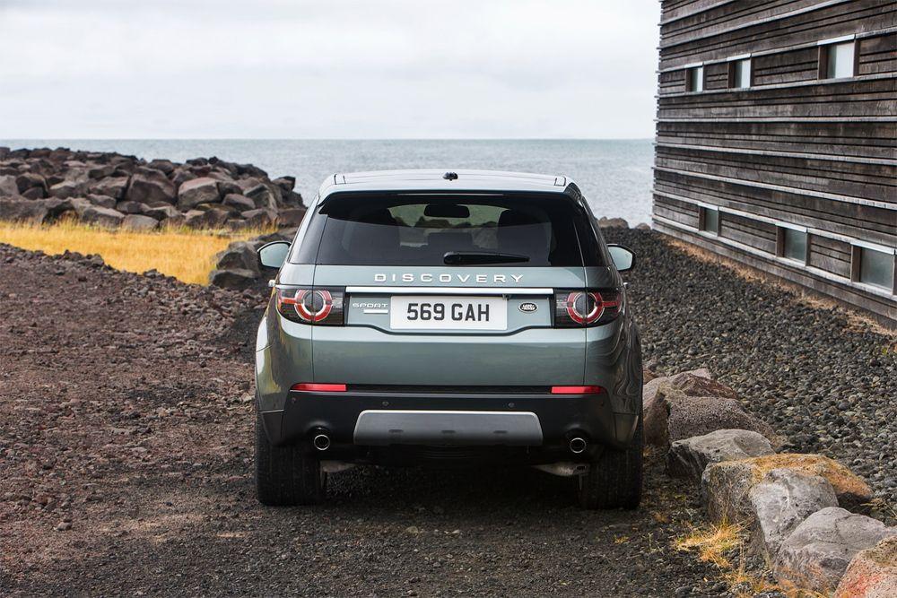Land Rover Discovery Sport Спортивный рэндж ровер