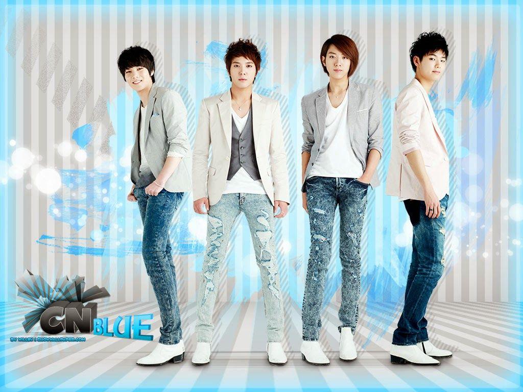 Cnblue Kpop Idols Profiles