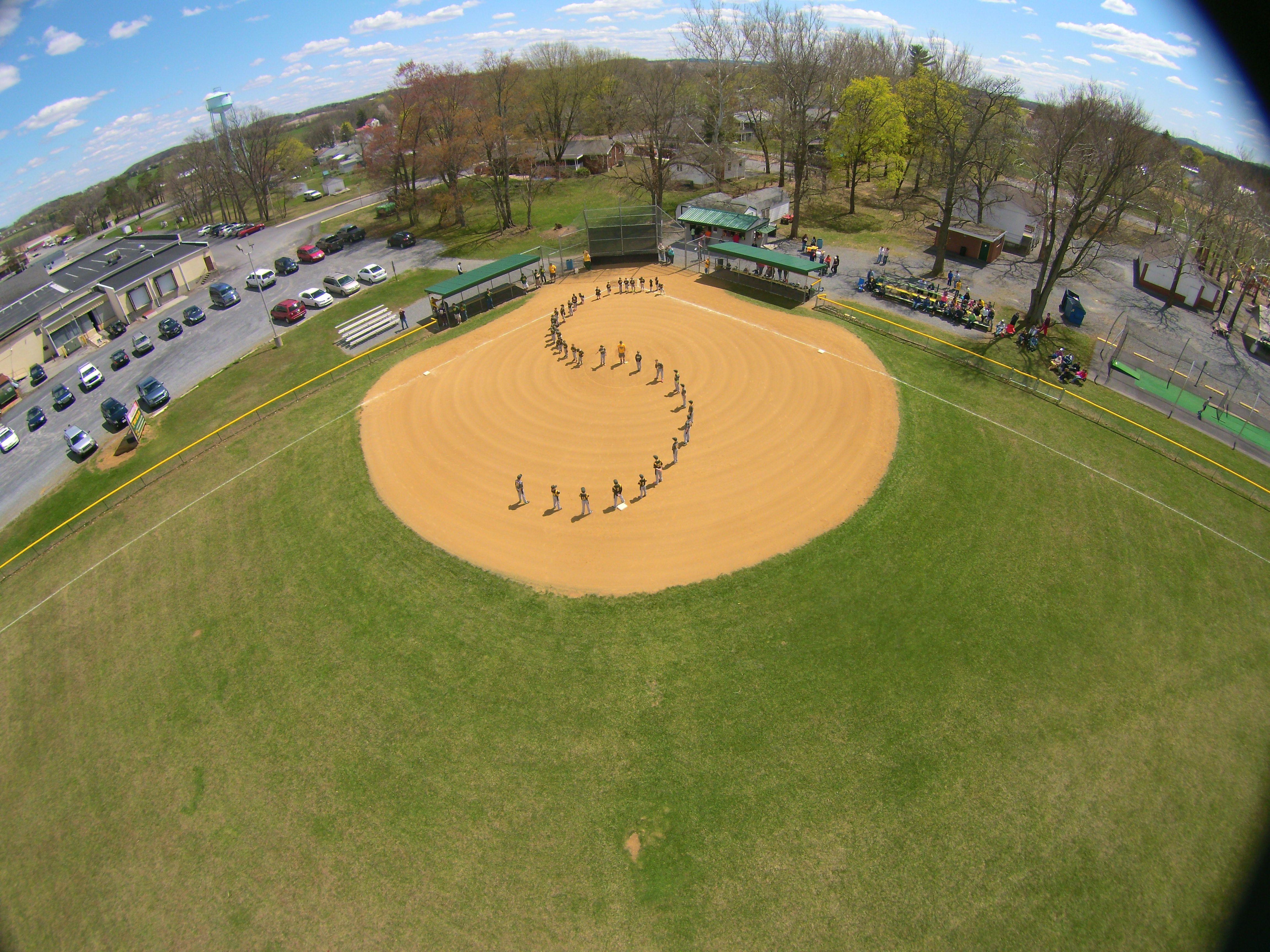 Shoey Green Sox little league Team 2015