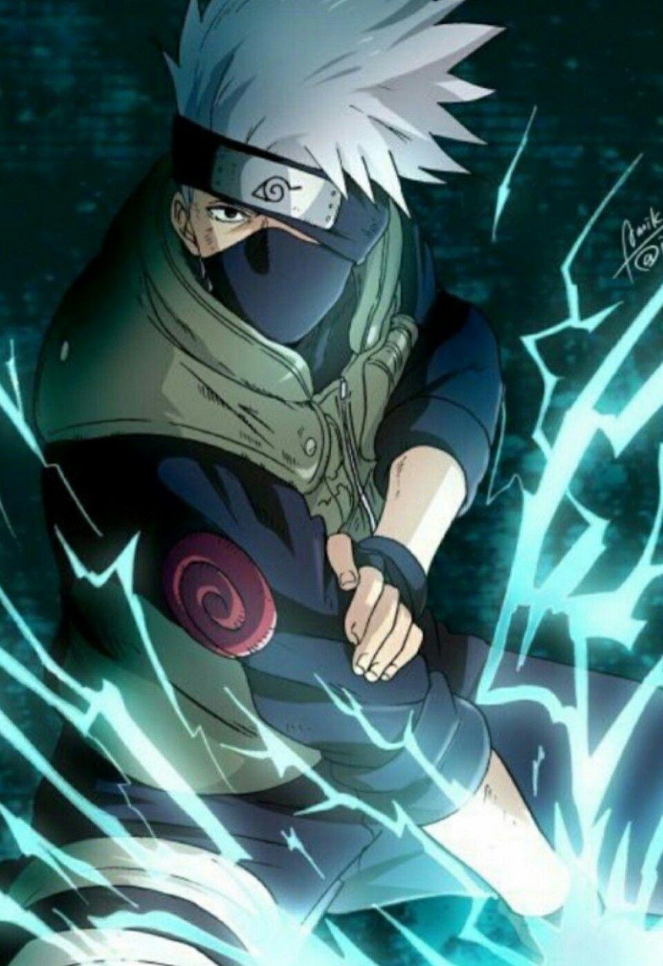 Kakashi Image De Naruto Dessin Naruto Art Anime