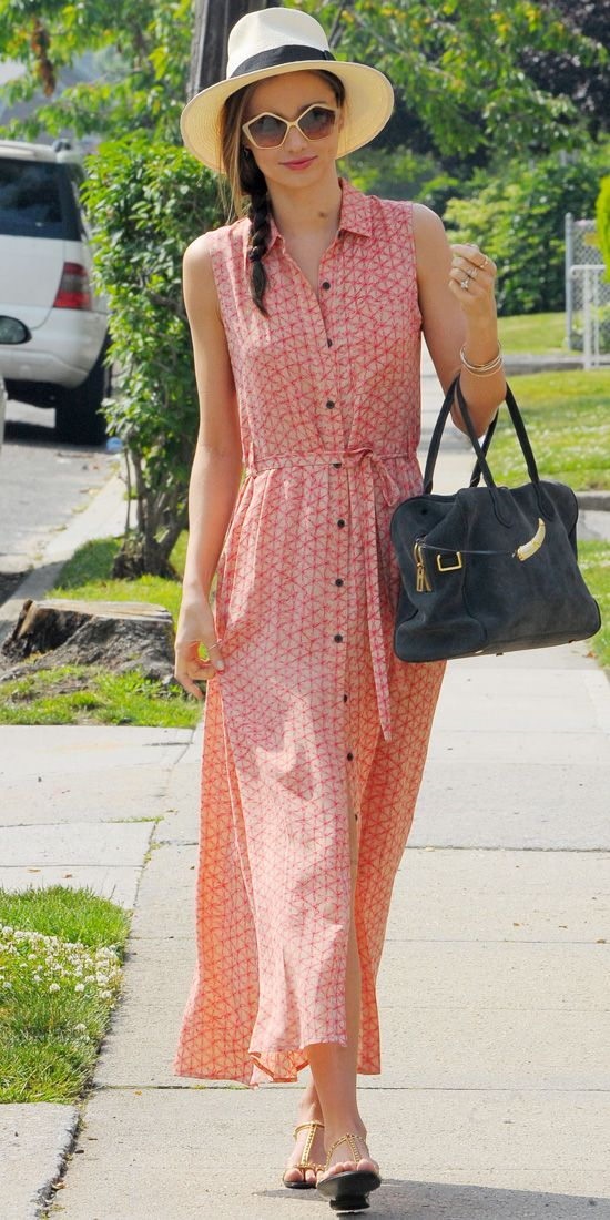 Look of the Day: June 29, 2013 - Miranda Kerr : InStyle.com
