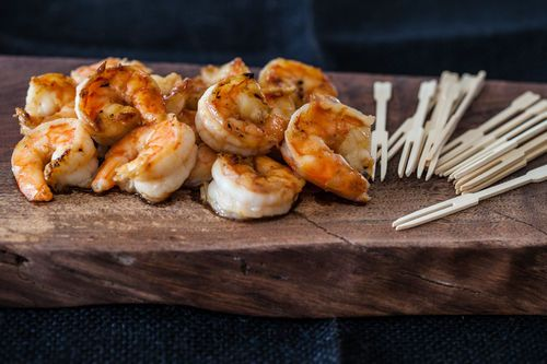 Miso Butter Shrimp Recipe / Steamy Kitchen Recipes