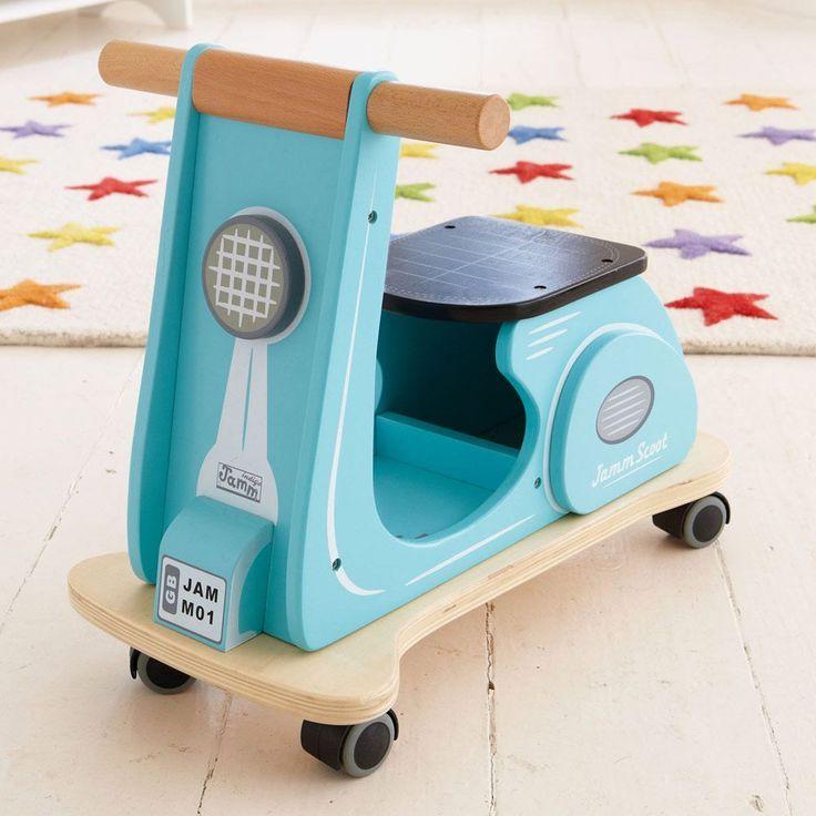 13 Juguetes de madera y cartón para niños creativos y felices #toysforbabies