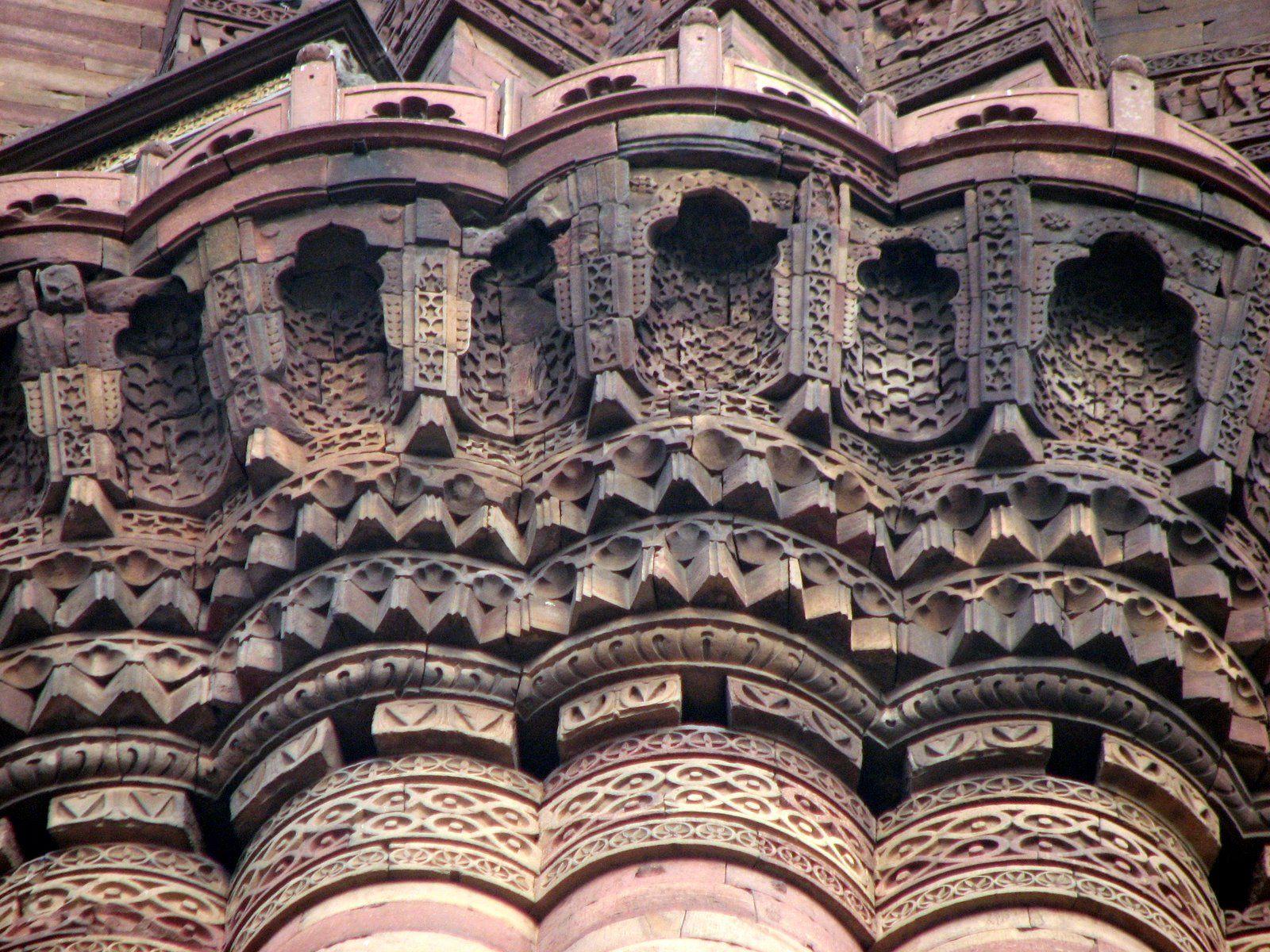 Details of Muqarnas corbel balcony. | ARTS 1 | Pinterest | Balconies
